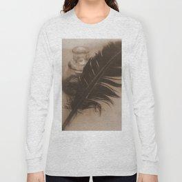 Write me a Sonnet Will Long Sleeve T-shirt