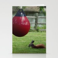 boxing Stationery Cards featuring Boxing 101 by Starr Cuevas Photography