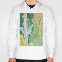 cacti Hoodies featuring Cacti by Julia Walters Illustration