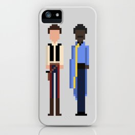HAN & LANDO iPhone Case