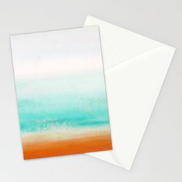 Waves and memories 02 Stationery Cards