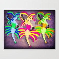Show Unicorns Canvas Print