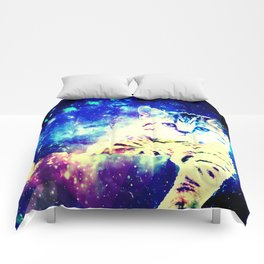 Chill In Space Comforters