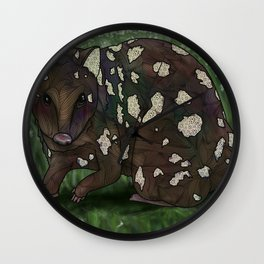 Quoll Wall Clock