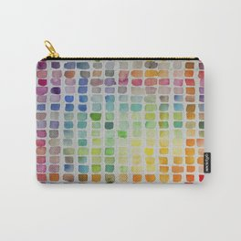 Color Scales Carry-All Pouch