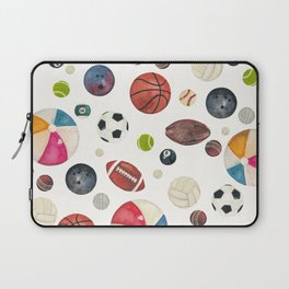 Sports fever Laptop Sleeve