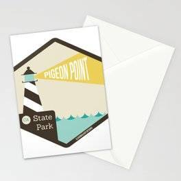 Pigeon Point State Park Stationery Cards