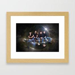 The Scrap Pack Framed Art Print