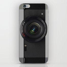 VINTAGE CAMERA lens iPhone Skin