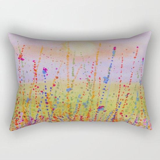 Improvisation 35 Rectangular Pillow