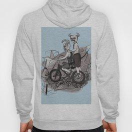 276. Dirt Bike Devils. Hoody