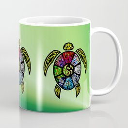 Bagua Turtle Coffee Mug