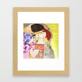 Kuss 2014 Framed Art Print