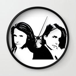 B&B Wall Clock