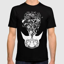 Exploding Head Syndrome T-shirt