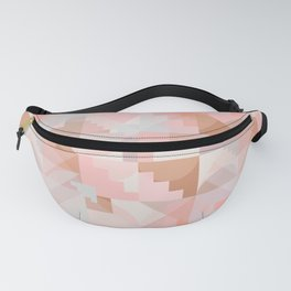 Nomad Desert in Blush Shades Fanny Pack
