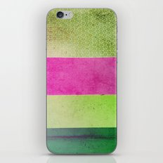 Color Joy iPhone & iPod Skin