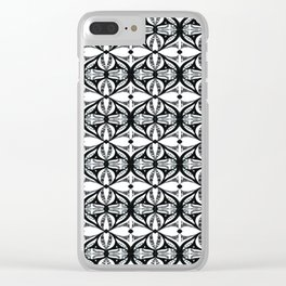 Etnic Movement Clear iPhone Case