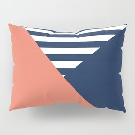 Three colors Pillow Sham