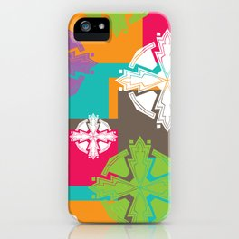 Indian Holi iPhone Case