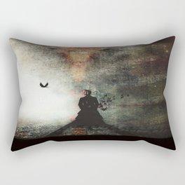 Saint Atropa Rectangular Pillow