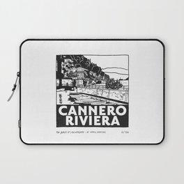 Cannero Riviera Laptop Sleeve
