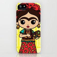 Frida Painting Reality iPhone (5, 5s) Slim Case