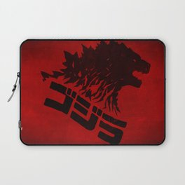 King of Monsters Laptop Sleeve