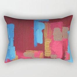 Tell the City I miss her Rectangular Pillow