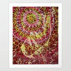 Daughter II Art Print