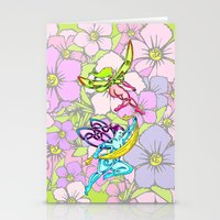 pixies Stationery Cards featuring Pixies by Knot Your World