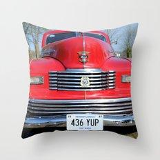 1947 Nash Sudan  Throw Pillow