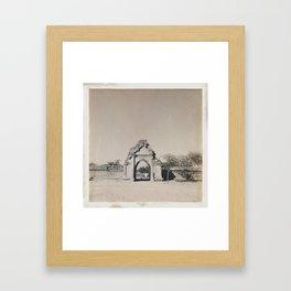 Burmese Memories #7 Framed Art Print