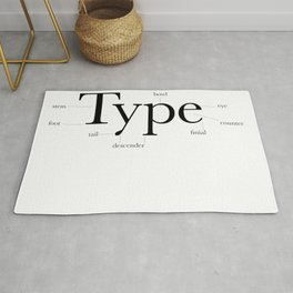 Anatomy of Type Rug