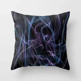Summer lines 11 Throw Pillow