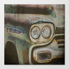 Chevy Apache Canvas Print