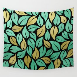 falling leaves XII Wall Tapestry