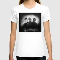 derek hale T-shirts featuring Hale Pack Boys by Finduilas