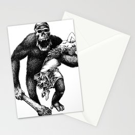 Mad Brute Stationery Cards