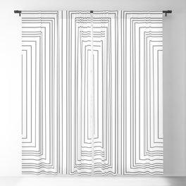Greek 2 Blackout Curtain