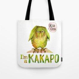 I'm a KAKAPO Tote Bag