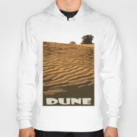 dune Hoodies featuring DUNE by Avigur
