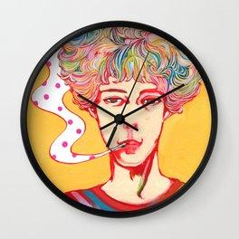 Oh No Ono Wall Clock