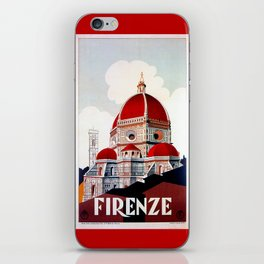 Florence Firenze Basilica iPhone Skin