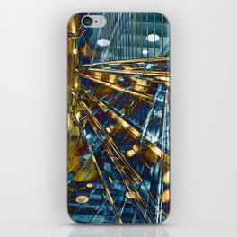 City Lines iPhone Skin
