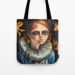 'High Diver' by Zelyss Tote Bag