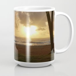 Surfers sunrise Coffee Mug