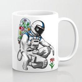 Astronaut Ecologist Coffee Mug