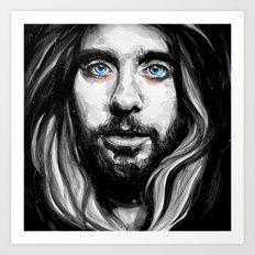 Jared Leto Art Print