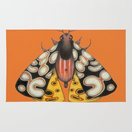 moth (ORIGINAL SOLD). Rug